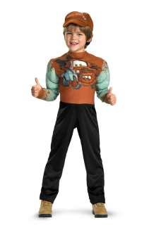 Disney Cars 2 Tow Mater Classic Muscle Toddler/Child Costume for