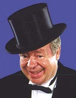 Adult sized extra large collapsible top hat that is perfect for a