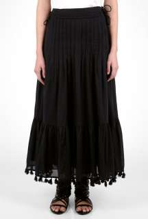 By Malene Birger  Black Faiza Skirt by By Malene Birger