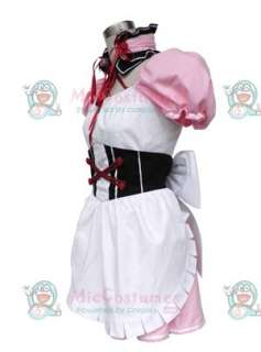 The Melancholy of Haruhi Suzumiya Asahina Cosplay Costume For Sale