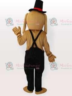 Shar Pei Adult Mascot Costume  Shar Pei Adult Mascot