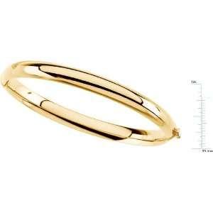 14 karat yellow gold Bangle Bracelet Diamond Designs Jewelry