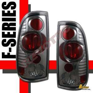 Ford F150 Tail Lights Smoke Altezza Taillights 2004 2005 2006 2007 04