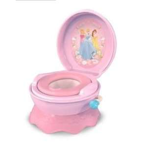 The First Years 3 in 1 Princess Training Potty with