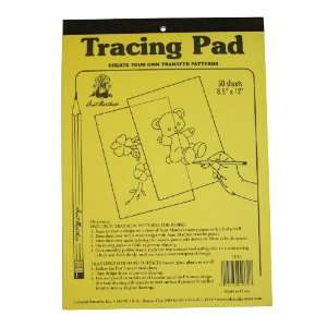 Inch by 12 Inch Tracing Paper, 50 Sheet Arts, Crafts & Sewing