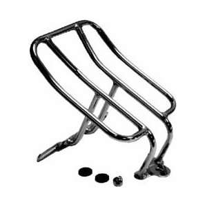Motorcycle Chrome Luggage Rack Harley 94 09 XL   Frontiercycle (Free