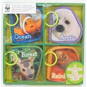 Baby animals of the world wwf Toys & Games