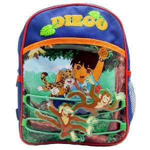 Doras Diego Mini Backpack/Lunch bag Toys & Games
