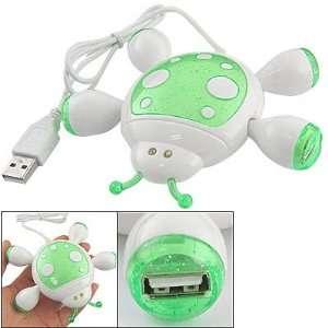 Gino Laptop PC Ladybug Shape High Speed 4 Ports USB 2.0