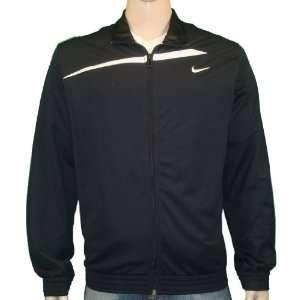 Nike Mens Performance Basketball Warm Up Jacket Black