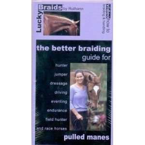Lucky Braids Better Braiding Video Kit: Sports & Outdoors