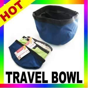 Pet Water Food Travel Bowl Dog Portable Drink Dish Water Cat Feeder