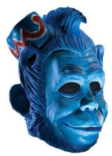 Wizard Of Oz Deluxe Latex Mask, Flying Monkey: Clothing