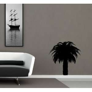 Wall Mural Vinyl Sticker Cute Palm Tree K101