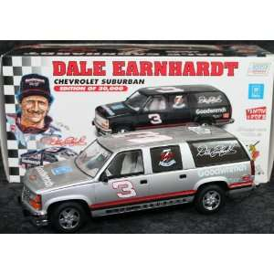 Dale Earnhardt Diecast 7 Time Champion 1/25 1995 Bank