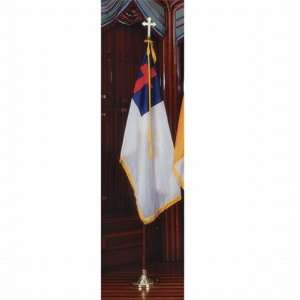 Deluxe Christian Presentation Set with 9 Pole and Stand