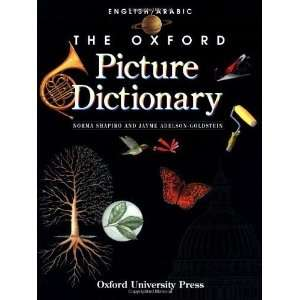 The Oxford Picture Dictionary English/Arabic English Arabic Edition