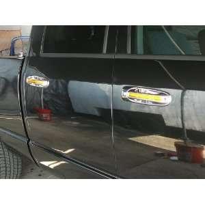 Dodge Ram Chrome L.E.D Door Handles Set Of 4 Automotive