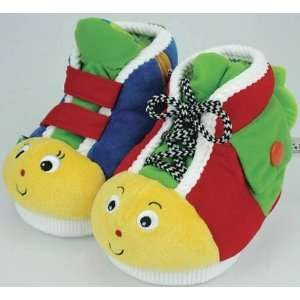 Ohio Art Learning Shoes on Little Feet Toy