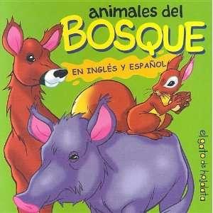 Animales del Bosque: En Ingles y Espanol (Mundo de