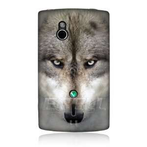 Ecell   HEAD CASE HUSKY BIG FACE ANIMALS BACK CASE COVER