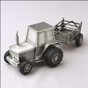 Bank   Farm Tractor & Trailer: Toys & Games