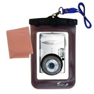 Gomadic Clean n Dry Waterproof Protective Case for the Fujifilm