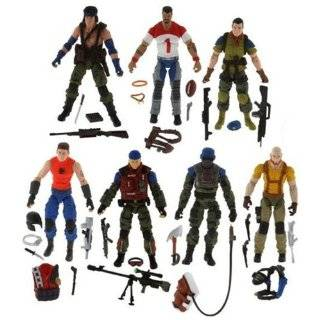 Muskrat GI Joe Action Figure by Funskool Everything Else