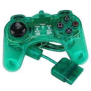 PlayStation Game Pad Controller (Translucent Green) Video