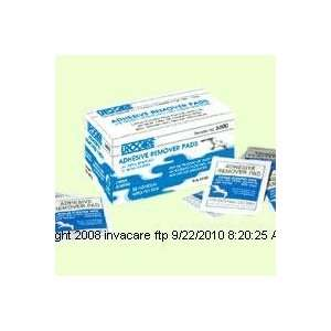 Adhesive Remover Pads, Adh Rmvr Wipe Citrus Scent, (1 BOX, 50 EACH)