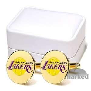 Cufflinks Los Angeles Lakers NBA Logod Executive Cufflinks