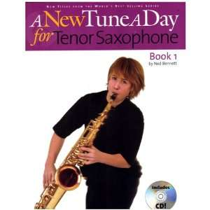 A New Tune A Day for Tenor Saxophone (Book and CD