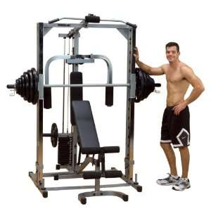 PSM1442XS) Smith Machine System Gym Set  Sports & Outdoors