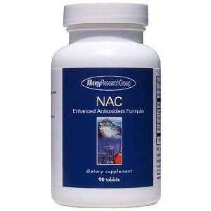 Research Group NAC Enhanced Antioxidant Formula Health & Personal