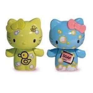 Hello Kitty Urban Vinyl Figures Soap Kitty & Duckies Mimmy