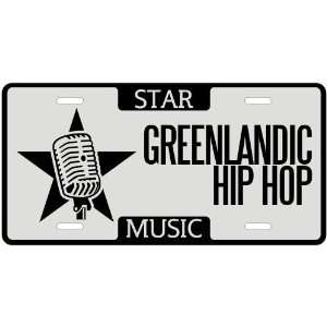 Am A Greenlandic Hip Hop Star   License Plate Music
