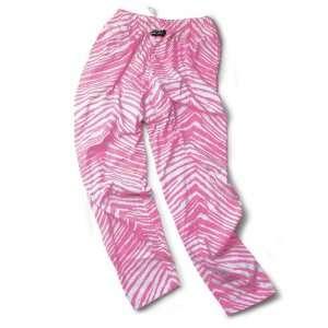 Zubaz Pants Hot Pink/White Zubaz Zebra Pants  Sports