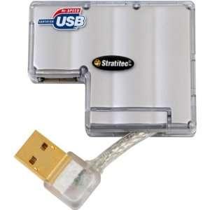 4 PORT Mini USB 2.0 Hub Electronics