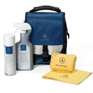 Mercedes Benz Interior Car Care Kit, Genuine MB Product Automotive
