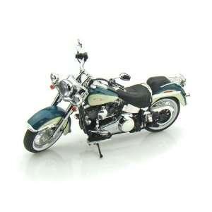 2009 Harley Davidson FLSTN Softail Deluxe 1/12 Deep