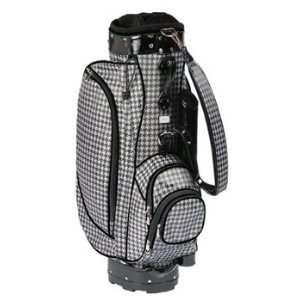 Cutler Sports Ladies Cart Golf Bags   Leah Black