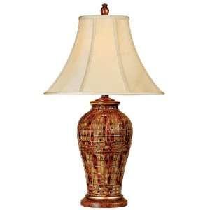 Cypress Point Desert Tiles Table Lamp
