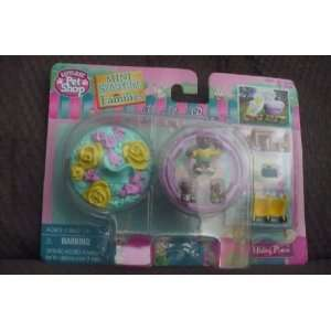 Littlest Pet Shop Mini Surprise Families Jewelry Box The