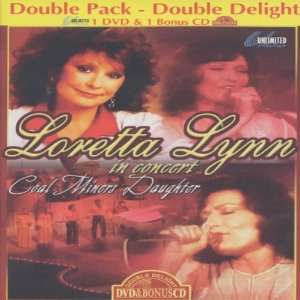 Coal Miners Daughter In Concert Loretta Lynn Movies & TV