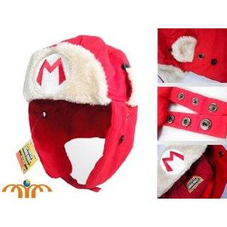 Hat (Cap)   Nintendo Super Mario Bros.   Mario Aviator (Red)