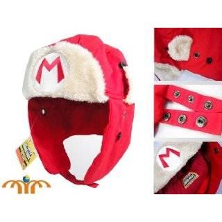 Hat (Cap)   Nintendo Super Mario Bros.   Mario Aviator (Red)