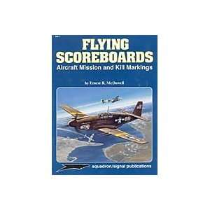 Scoreboard Mission & Kill Markings Aircraft Special Toys & Games