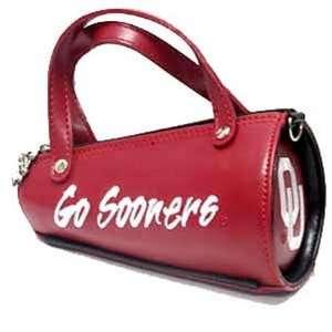 Oklahoma Sooners OU NCAA Game Day Megaphone Handbag