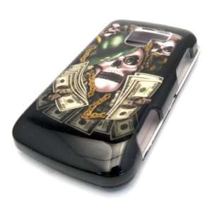 LG Optimus Q L55c Money Skull Hustler Design Hard Case Cover