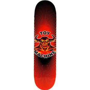 Toy Machine Demon Monster 7.75 Skateboard Deck: Sports
